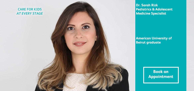 Pediatrics & Adolescent Medicine Specialist in Jumeirah, Dubai