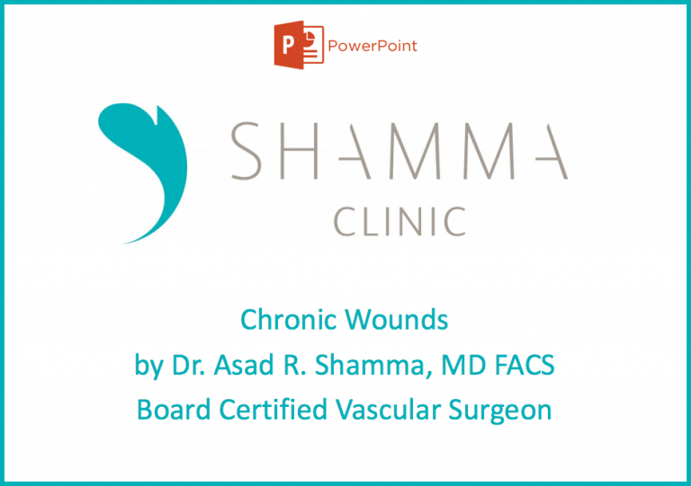 PPT - Chronic Wounds Treatment in Dubai Powerpoint