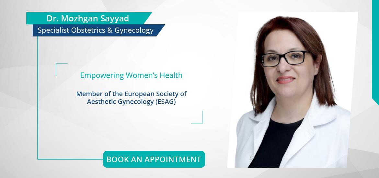 Dr. Mozhgan Sayyad